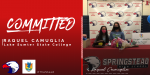 Camuglia Signs With Lake-Sumter State College
