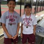 Junior Varsity/ Freshman Tennis News