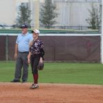 Kempner Varsity Softball Against Austin