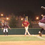 JV Baseball against Dulles