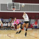 Varsity Volleyball vs Travis