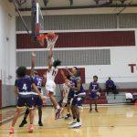 JV Boys Basketball vs Ridgepoint