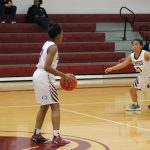 Freshman Girls Basketball vs Clements