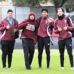 Varsity Boys'  Soccer vs Austin