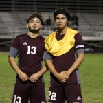 Varsity Boys Soccer defeats Travis
