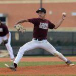 Soph baseball scrimmage vs. Baytown Lee (2-15-19)