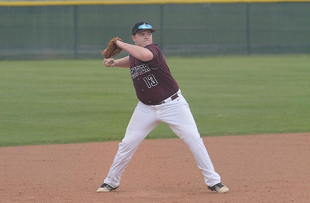 JV baseball outlasts Bush in back-and-forth tussle