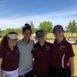 Cougar Golfers participate in First Round of District Tournament