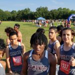 Boys Junior Varsity Cross Country finishes 15th place at XC Invitational