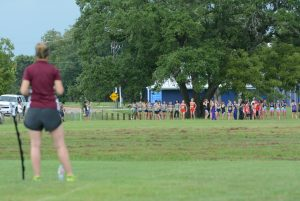 Cross Country at Brazoswood Invitational (8-24-19)
