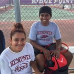 JV Kempner Tennis at Ridge Point