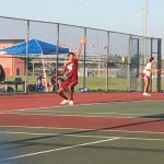 Exciting Win for Kempner Varsity Tennis!