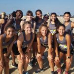 Girls Varsity Cross Country finishes 6th place at 2019 Galveston Beach Run