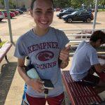Kempner Varsity Tennis vs. Austin