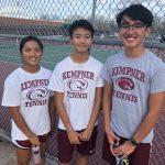 First Freshmen/JV Tournament for Spring Season