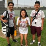 JV Tennis at Alief Tournament