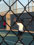 Kempner Tennis vs. Terry High School