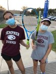 Kempner Tennis vs. Fulshear HS