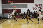 Lady Cougar Varsity Basketball Vs. Hasting 2020 (pics taken by Kempner Yearbook)