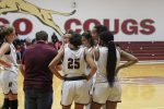 JV Lady Cougars Vs. Marshall (Pics taken by Kempner Yearbook)
