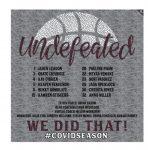 2020-21 Girls Basketball