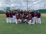Cougars move on in 5A Baseball playoffs.
