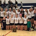 VOLLEYBALL DISTRICT CHAMPIONS!