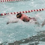 Ledrick 13th at State Swim Meet