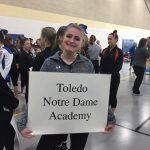 State Gymnastics Results