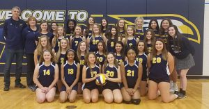 7th/8th Grade Volleyball NAVY
