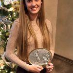 Grace Dynda- Old Newsboys VB Player of the Year Finalist!