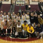 Basketball District Champions! Regional Semifinal Info