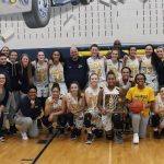 NDA Basketball- Regional Champs & State Bound!