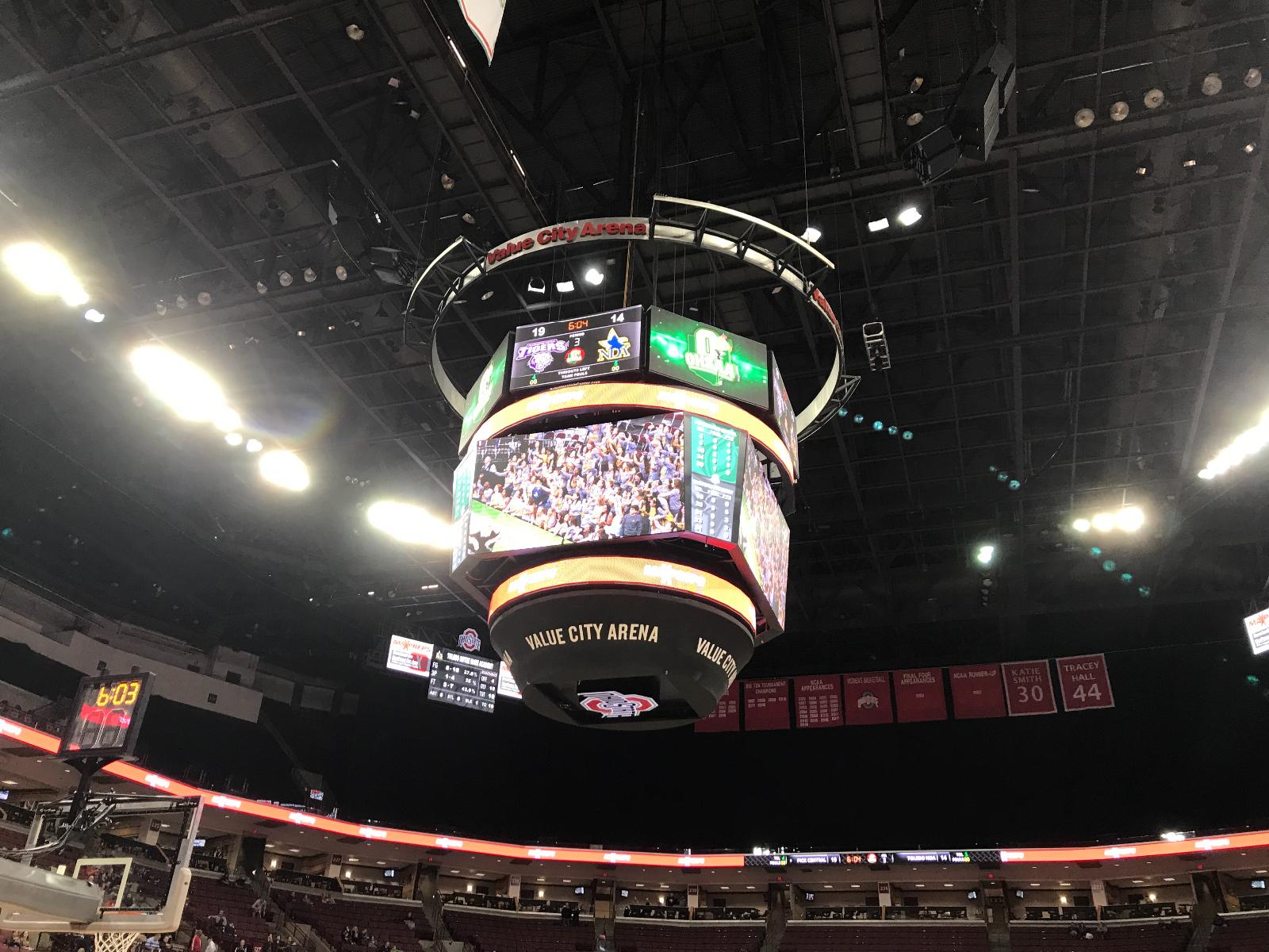 NDA Basketball Season Ends in the State Semi
