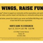 Buffalo Wild Wings Challenge- Semifinal Round- Wednesday, April 10th!