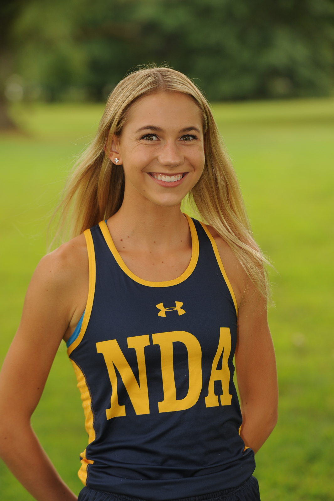 NDA XC: Lauryn Mick is STATE BOUND!