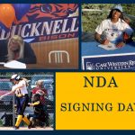 Three Notre Dame Academy Eagles Commit to Play College Sports