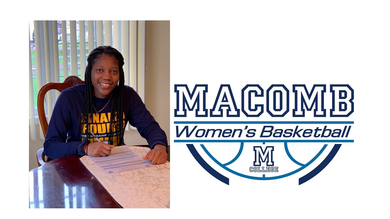 Ray Armstrong Signs to Play Basketball at Macomb CC!