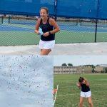 NDA Varsity Tennis Defeats Findlay 5-0