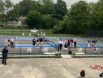 NDA Varsity Tennis Defeats SUA 3-2 on Senior-Parent Day!