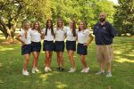 NDA Varsity Golf Wins NWOGGL Match at Heather Downs CC