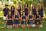 NDA Varsity Tennis Doubles x2 and Team To Compete at STATE TOURNEY