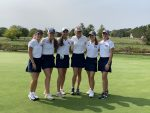 NDA Varsity Golf Finishes 2nd Place at TRAC Tournament @ Stone Ridge GC