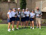 NDA Varsity Golf Wins 2020 TRAC Championship!