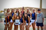 NDA Varsity Tennis Wins 2020 TRAC Championship!