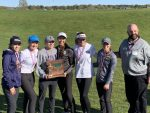 NDA Varsity Golf- District Runner-up & STATE BOUND!