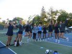 NDA Varsity Tennis-  OTCA Team Tourney District Champs & STATE BOUND!