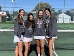 Both NDA Varsity Tennis Doubles Teams Qualify to the OHSAA State Tournament!