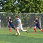Roeper High School Boys Varsity Soccer falls to University Liggett High School 4-1