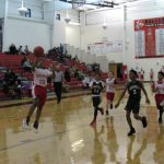 Roeper Boys Middle School/Elementary Basketball C beat Greenhills MS 26-15